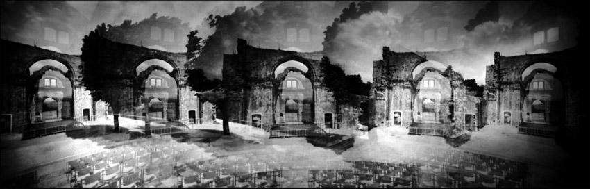 Borislav Božić, Kastav XI, snimljeno camerom obscurom 2013.