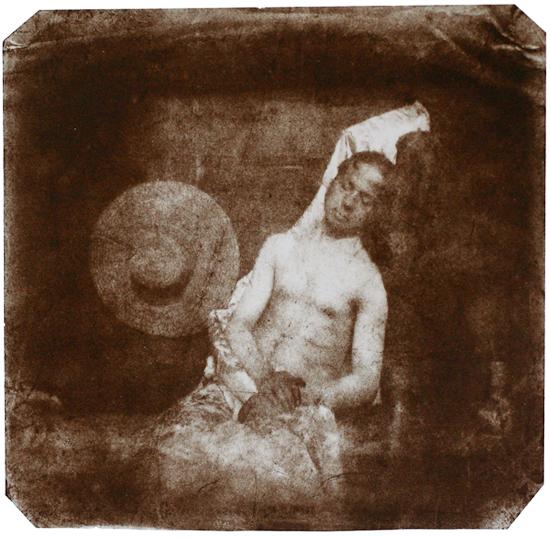 Hippolyte Bayard, Utopljenik, 1840